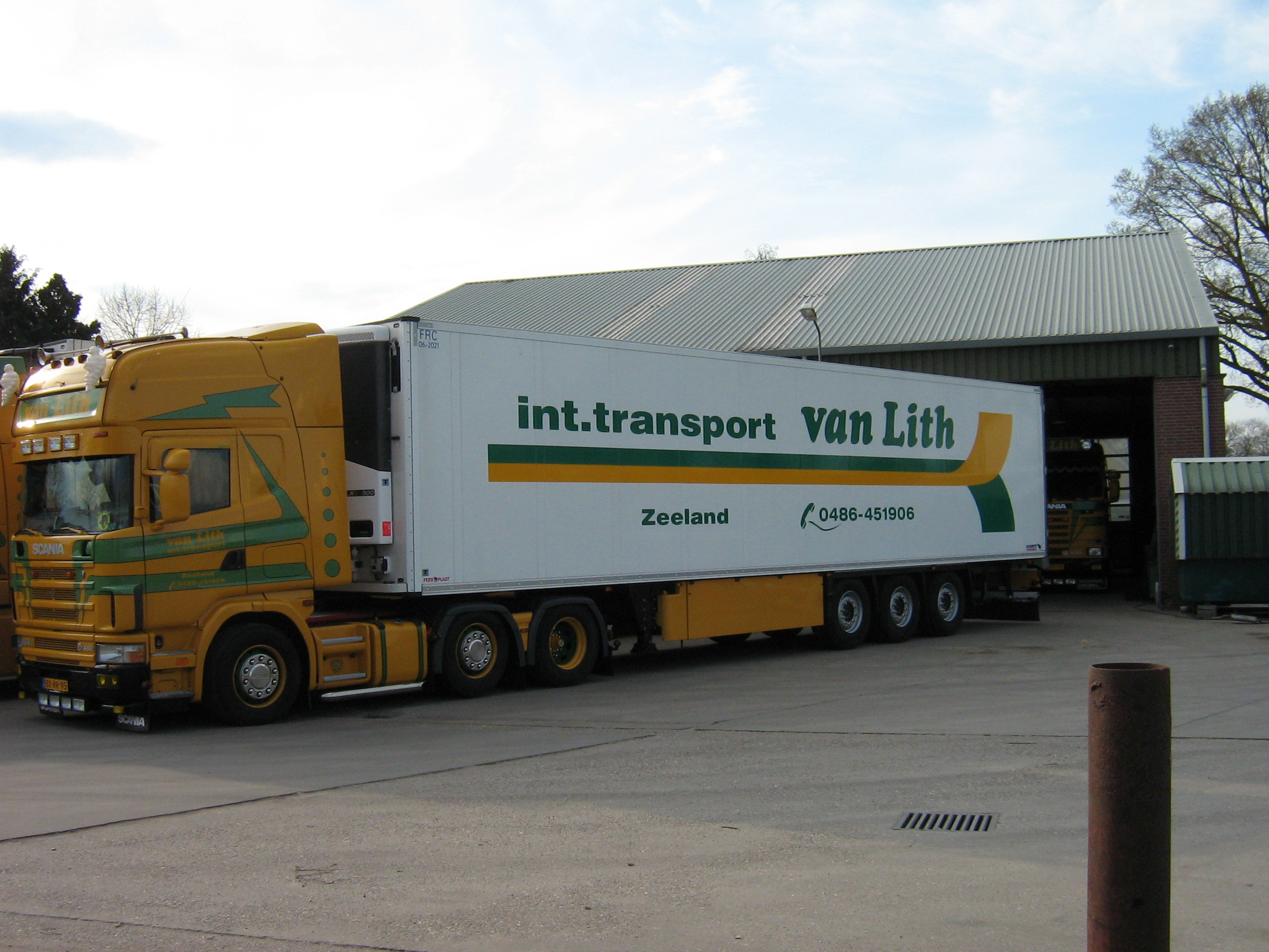 v Lith transport